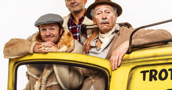 Paul Whitehouse to return to Only Fools and Horses The Musical