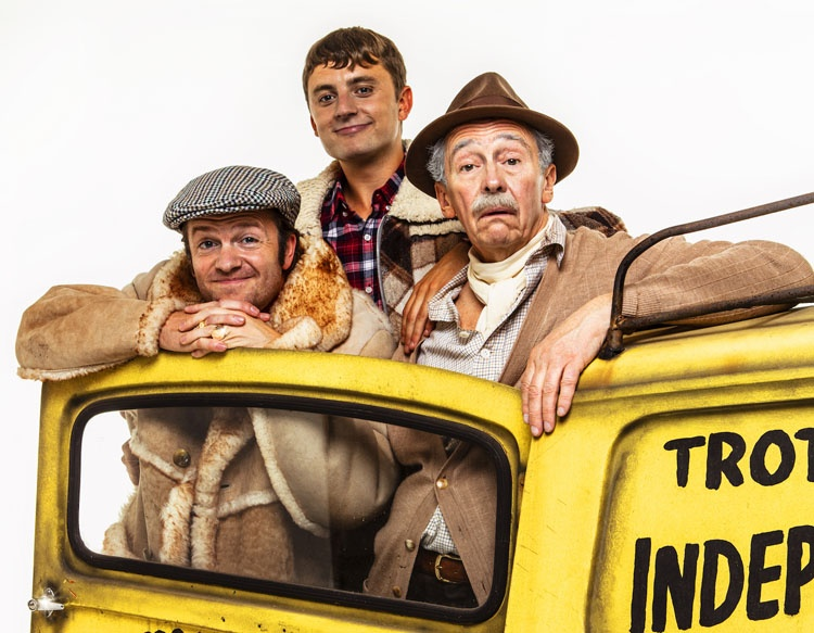 Only Fools and Horses, Musical, Theatre, TotalNtertainment, Tour