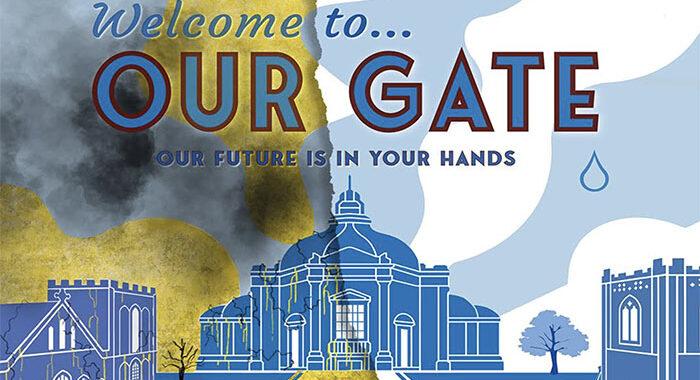 Harrogate Theatre presents 'Our Gate'