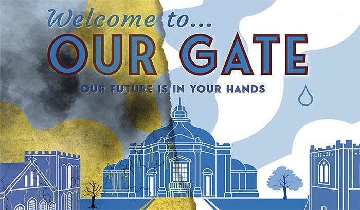Harrogate Theatre, Our Gate, Theatre, TotalNtertainment, Play