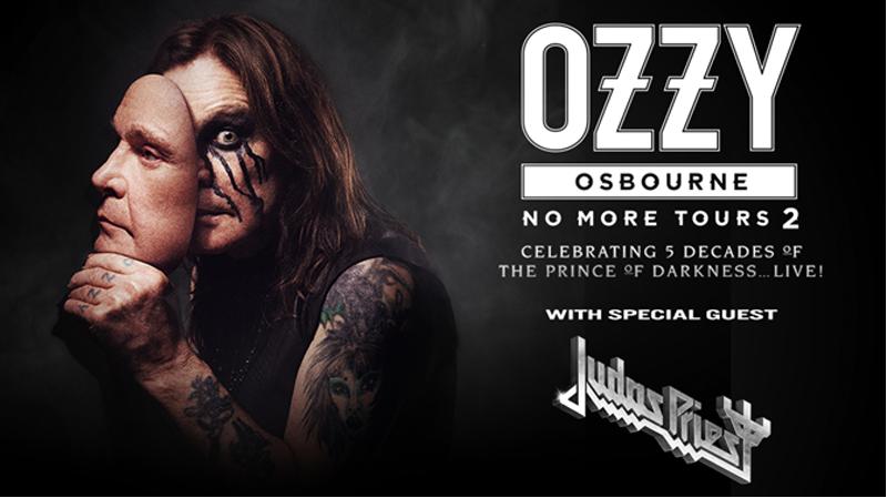 Ozzy Osbourne, Judas Priest, Tour, Manchester, TotalNtertainment,