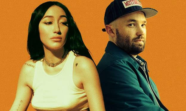 PJ Harding and Noah Cyrus release new track