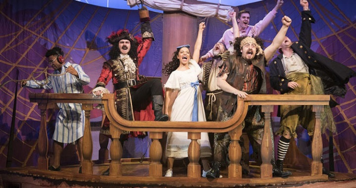 Mischief Theatre Return To Storyhouse With New Show Peter Pan Goes Wrong