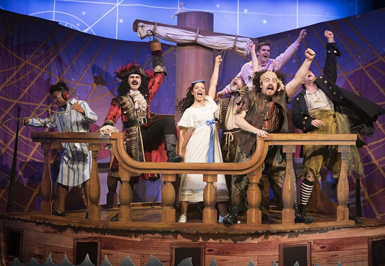Peter Pan goes Wrong, Tour, Chester, Theatre, TotalNtertainment