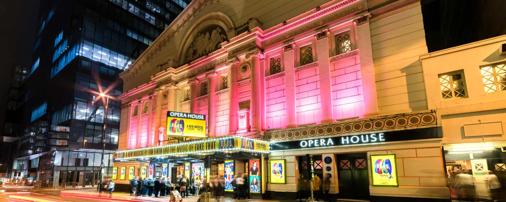 Palace Theatre, Opera House Theatre, TotalNtertainment, Theatre Productions