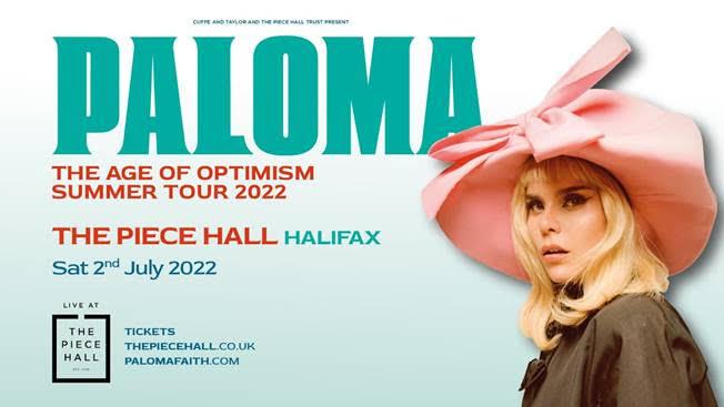 Paloma Faith, The Piece Hall, Music News, TotalNtertainment, Live Event