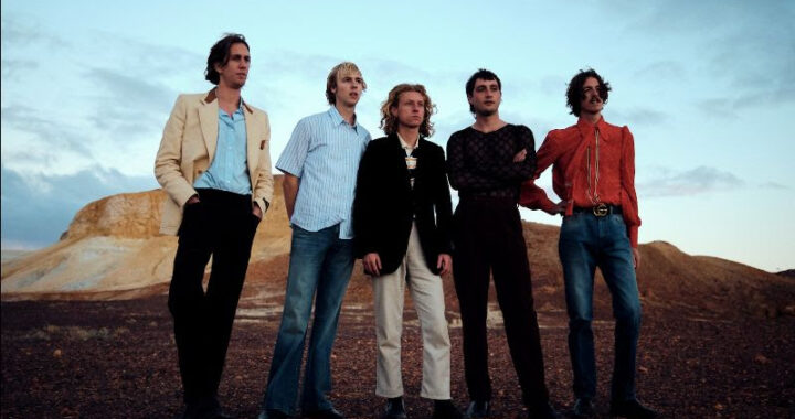 Parcels share new single 'Comingback'