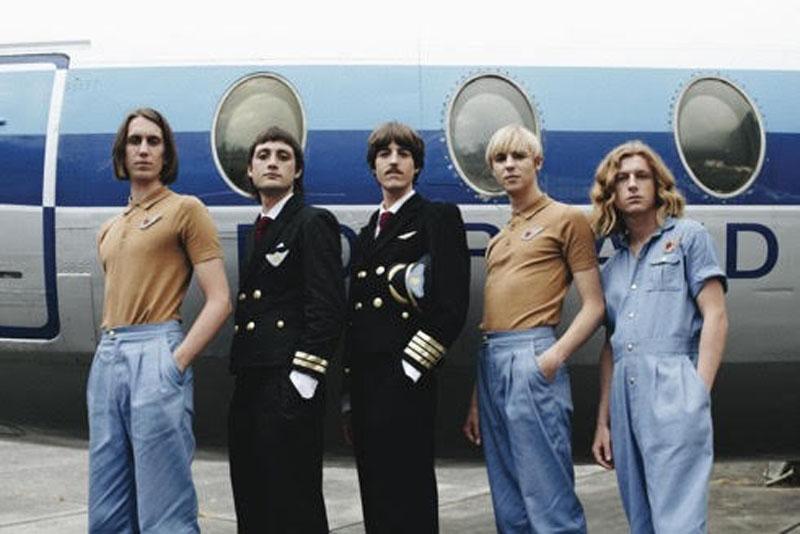 Parcels, Disco, TotalNtertainment, Leeds, Quintet