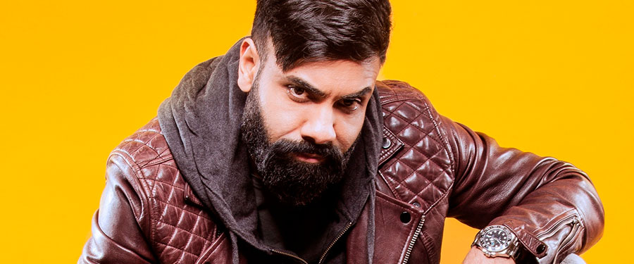 Paul Chowdry, Live Innit, Tour, Manchester Punjab, Comedy