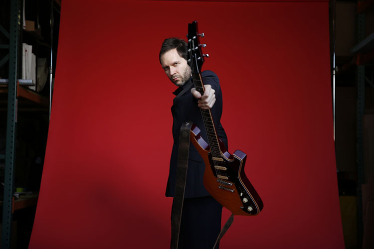 Paul Gilbert, Music, Tour, TotalNtertainment, Leeds