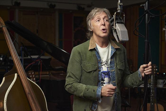 Paul McCartney, Music, New Release, McCartney lll, TotalNtertainment