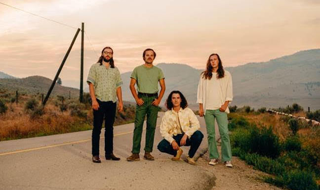 Peach Pit, Up Granville, Music News, TotalNtertainment, New Single