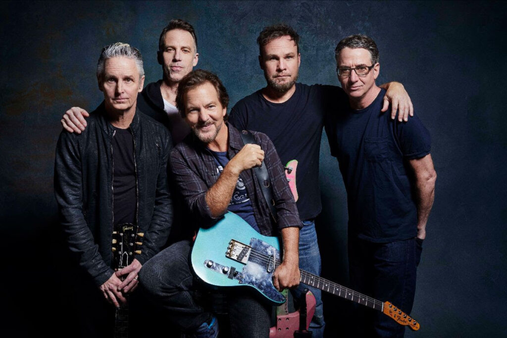 Pearl Jam, Music, New Release, Live Shows, TotalNtertainment