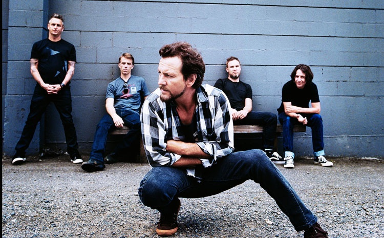 Pearl Jam, Music, Tour, BST, TotalNtertainment