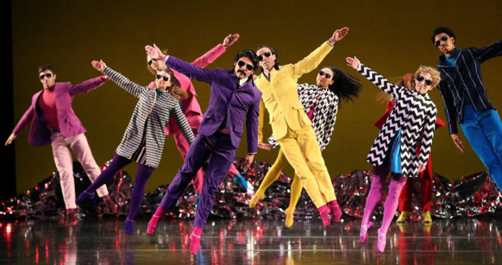 'Pepperland' at The Lowry, for dance and Beatles fans alike.