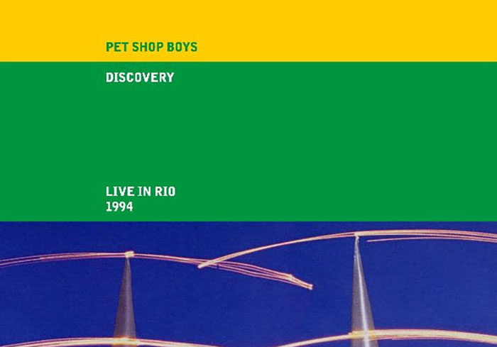 Pet Shop Boys, Discovery Live in Rio 1994, Music, Live Music, TotalNtertainment