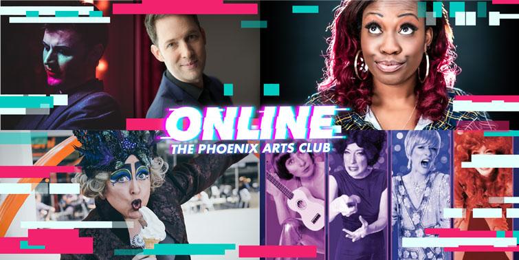 Phoenix Art Club, Comedy, Online, TotalNtertainment