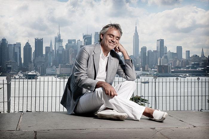 Andrea Bocelli, Classical, Music, New Album, TotalNtertainment