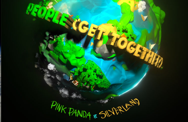 Pink Panda, Music, Silverland, New Single, TotalNtertainment, People (Let's Get Together)