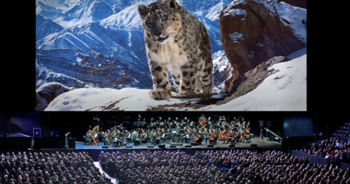 Planet Earth II Live in Concert  rescheduled tour