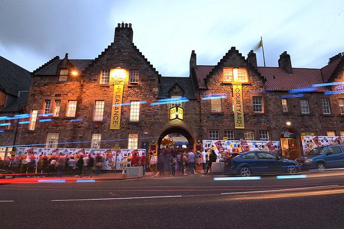 Pleasance, Theatre, Edinburgh Fringe, TotalNtertainment