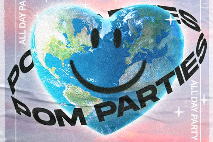 POM, POM Parties, Music, New, TotalNtertainment
