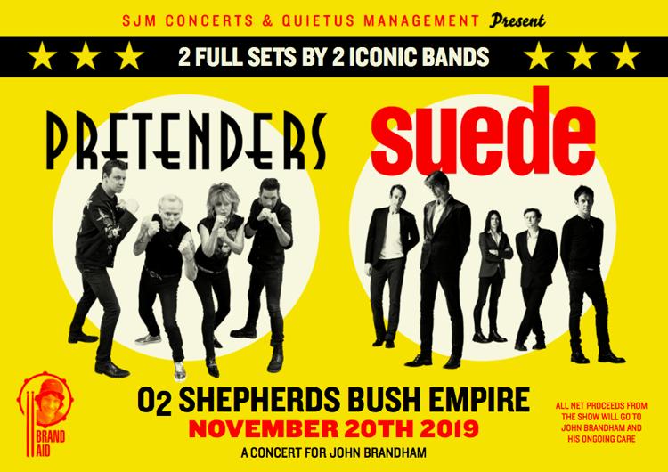 The Pretenders, Suede, Music, London, TotalNtertainment