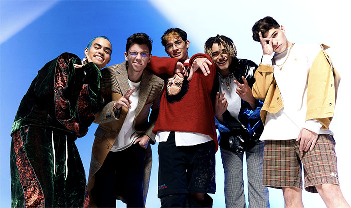 Prettymuch, Parking Lot, Music, New Release, TotalNtertainment