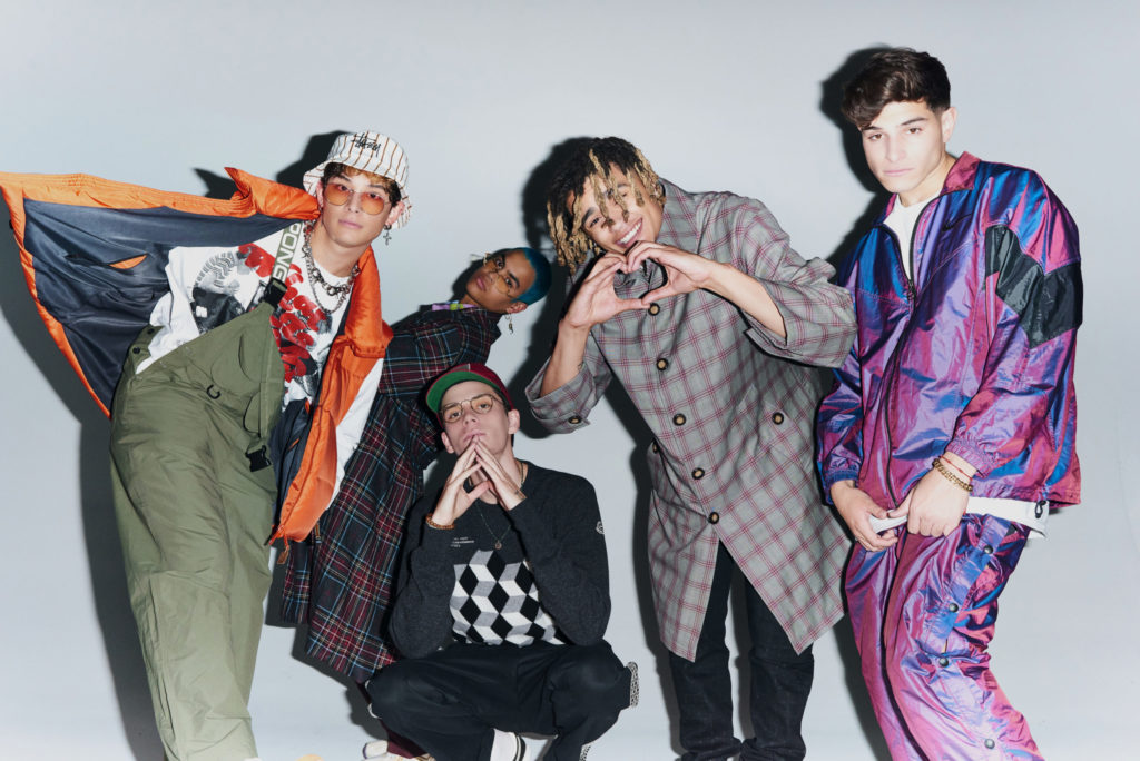 Prettymuch, New Single, Stars, Music, TotalNtertainment