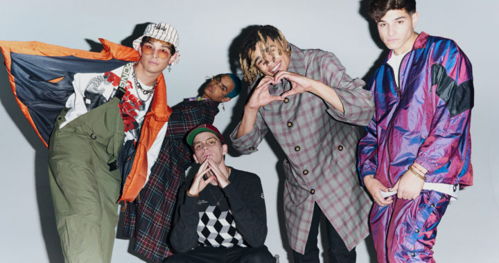 PRETTYMUCH share infectious new track 'Stars'
