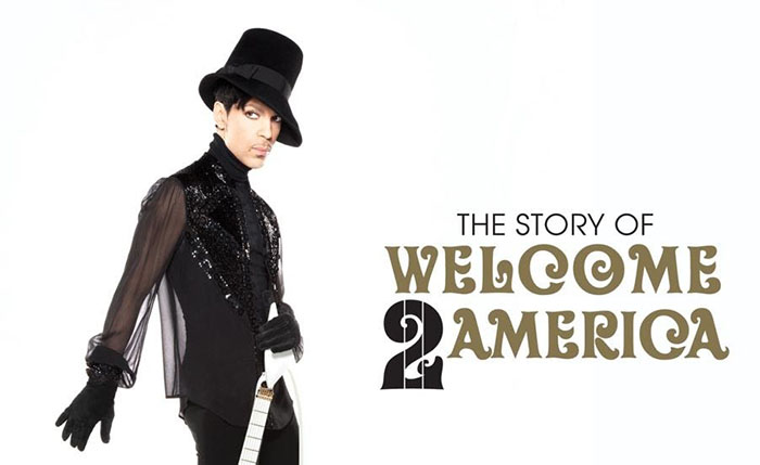 Prince, Welcome 2 America, Podcast, Music, TotalNtertainment