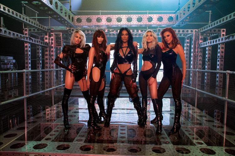 Pussycat Dolls, Music, Haydock Racecourse, Tour, TotalNtertainment