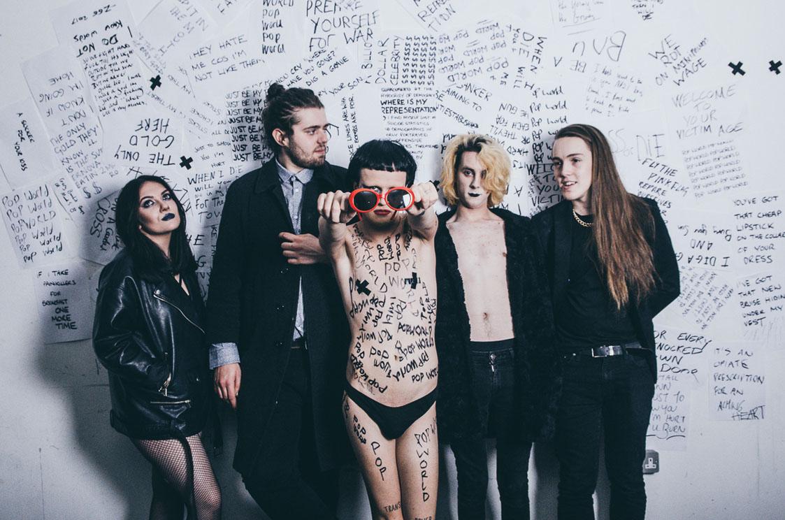 Queen Zee, Liverpool, Punk, music, totalntertainment