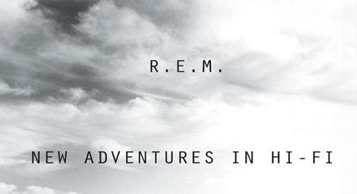 'New Adventures in Hi-Fi' R.E.M 25th anniversary re-issue