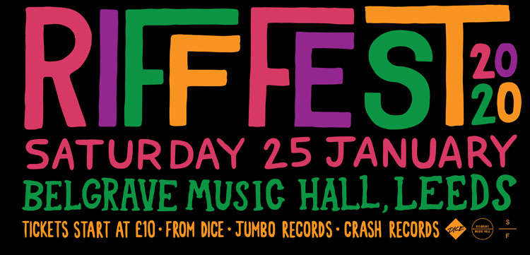 Rifffest 2, Music, Leeds, TotalNtertainment,