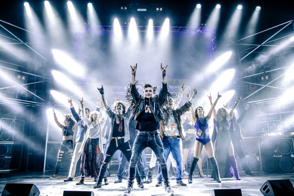 Rock of Ages, Musical, Theatre, Tour, TotalNtertainment, Liverpool