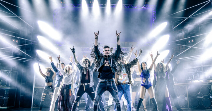 Rock of Ages comes to the Manchester Opera House