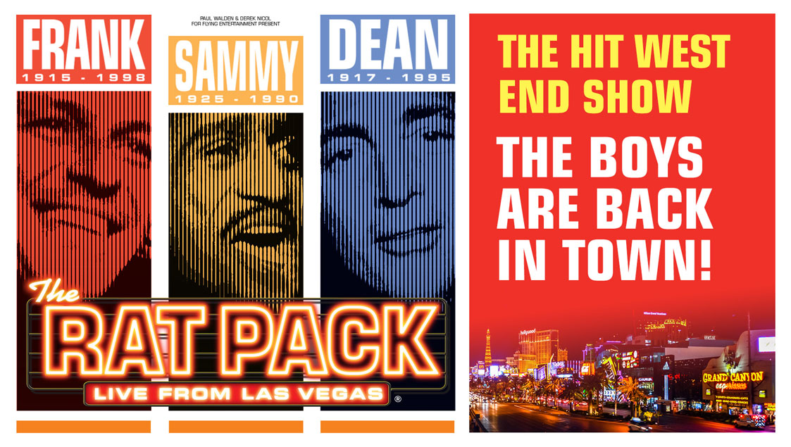 Rat Pack, theatre, totalntertainment, Liverpool, Las Vegas