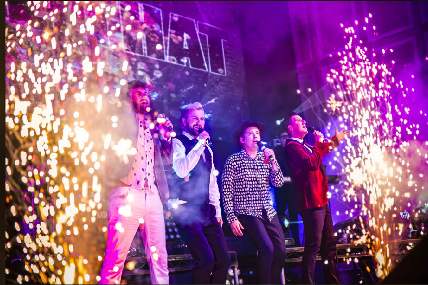 Re Take That, TotalNtertainment, Tribute, Music, York