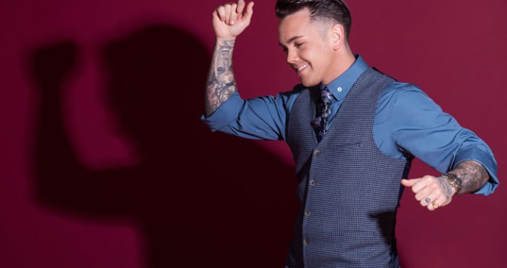 10 Questions with …. Ray Quinn