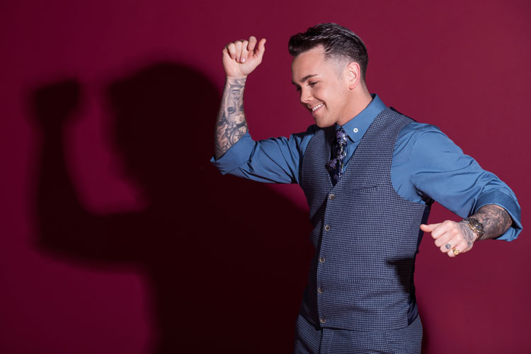 Ray Quinn, New Album, Music, TotalNtertainment, Liverpool, Interview, New SIngle