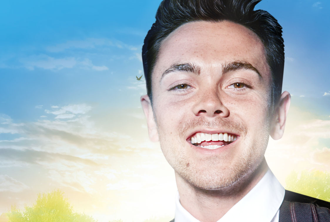 Ray Quinn, Summer Holiday, Musical, Liverpool, totalntertainment