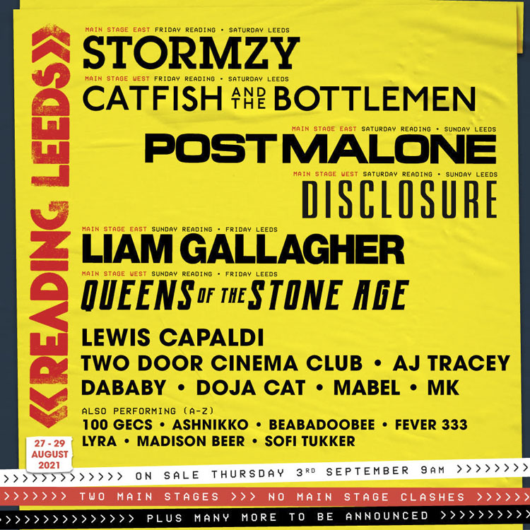 Reading and Leeds, Leeds, Festival, Bramham Park, TotalNtertainment, Music,