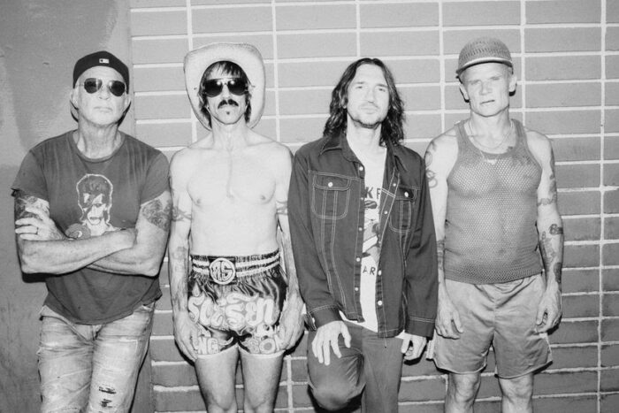 Red Hot Chili Peppers, Music News, Tour News, TotalNtertainment