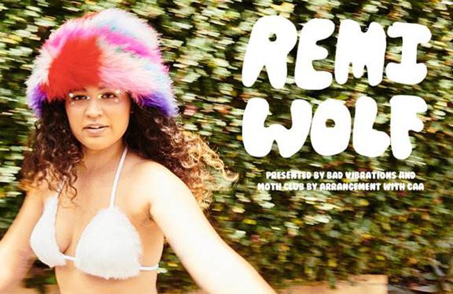 Remi Wolf, Live Event, Music, TotalNtertainment, Liz