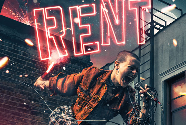 Rent, Hope Mill Theatre, Manchester, TotalNtertainment, Theatre