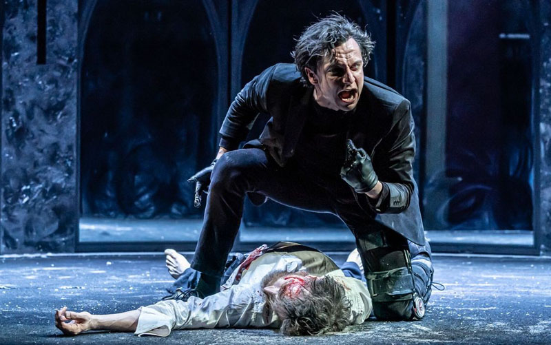 Richard III, TotalNtertainment, Manchester, Theatre, Tom Mothersdale