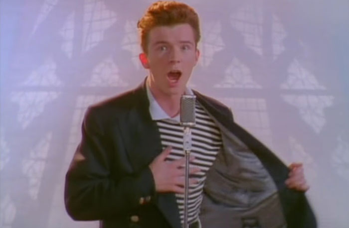 Rick Astley, Never Gonna Give You Up, Music News, TotalNtertainment