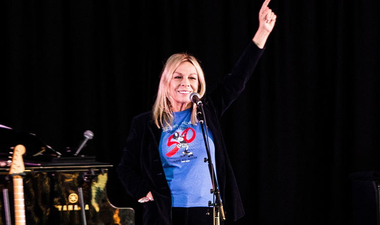 Rickie Lee Jones, Music, Tour, TotalNtertainment, Manchester