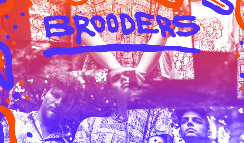 Brooders, Rifffest, TotalNtertainment, Interview, Graham Finney, Leeds